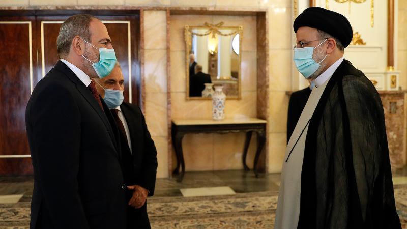 Նիկոլ Փաշինյանը մասնակցել է Իրանի նորրընտիր նախագահի երդմնակալության արարողությանը