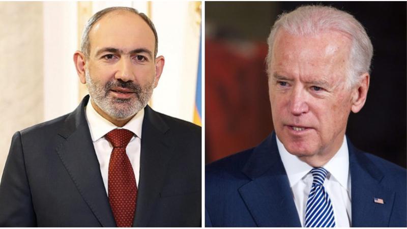 Շնորհավորում եմ Հայաստանի ժողովրդին և վարչապետ Նիկոլ Փաշինյանին հաջող խորհրդարանական ընտրությունների կապակցությամբ. Ջո Բայդեն