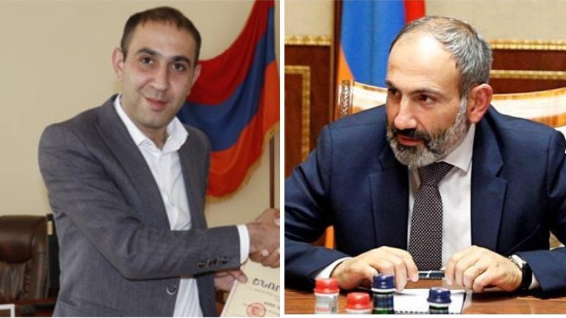 Վարչապետի որոշմամբ Նարեկ Մանուկյանն ազատվել է Գեղարքունիքի փոխմարզպետի պաշտոնից