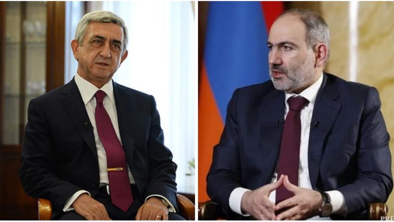 Սերժ Սարգսյանը Նիկոլ Փաշինյանին 24 ժամ է տվել