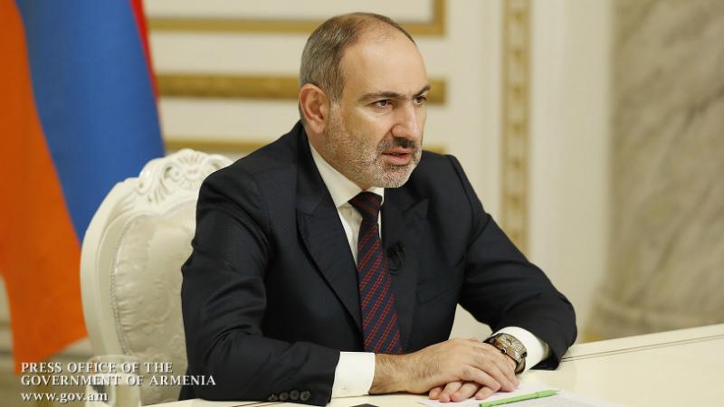 Նիկոլ Փաշինյանը նշանակվեց ՀՀ վարչապետ