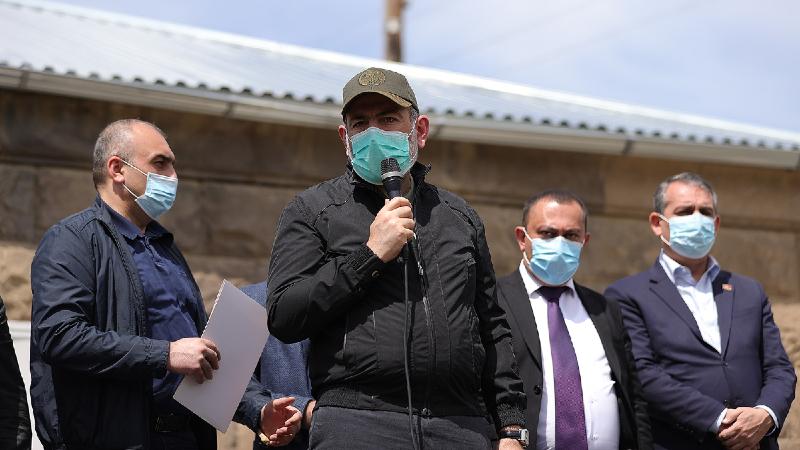 Հայաստանում, Արցախում կա ապագա. աշխատանքով, մեր հայրենիքի ամեն քառակուսի մետրը շենացնելով՝ հասնելու ենք այդ ապագային. վարչապետ