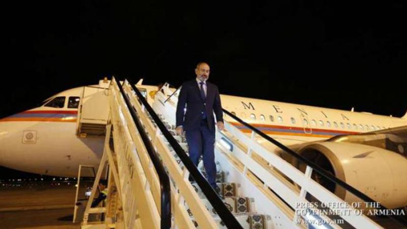 Նիկոլ Փաշինյանի գլխավորած պատվիրակությունը գիշերը ժամանել է Բելգիա