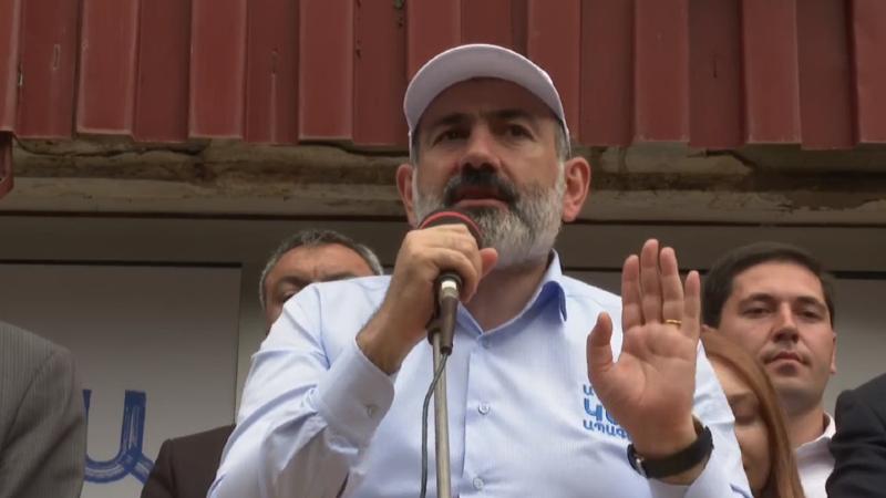 «Քաղաքացիական պայմանագիր» կուսակցության քարոզարշավն Ալավերդիում (ուղիղ միացում)
