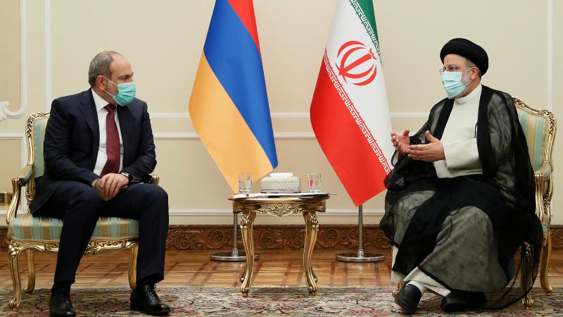 Տաջիկստանում տեղի է ունենում ՀՀ վարչապետ Նիկոլ Փաշինյանի և Իրանի նախագահ Իբրահիմ Ռաիսիի հանդիպումը