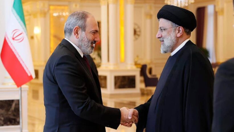 Հայաստանը երբեք չի ներքաշվի ընդդեմ Իրանի դավադրության մեջ. Նիկոլ Փաշինյան