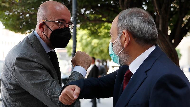 ՀՀ-ԵՄ հարաբերություններն ունեն դինամիկ զարգացում. Երևանում կայացել է Նիկոլ Փաշինյանի և Շառլ Միշելի հանդիպումը
