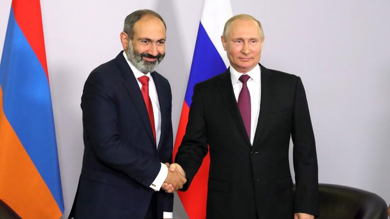 Մոսկվայում ընթանում են Պուտին-Փաշինյան բանակցությունները (ուղիղ միացում)
