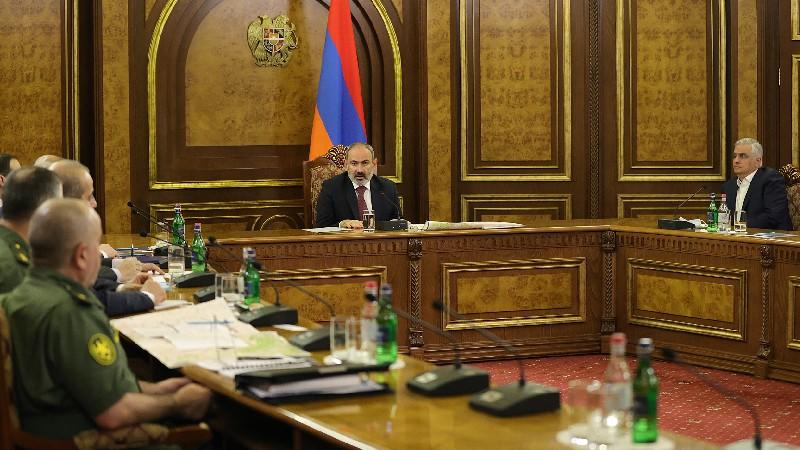 Սև լիճ տեղանքում ադրբեջանական կողմի գործողություններն անհանդուրժելի են, դա ոտնձգություն է ՀՀ ինքնիշխան տարածքի նկատմամբ. Նիկոլ Փաշինյանը՝ ԱԽ նիստում