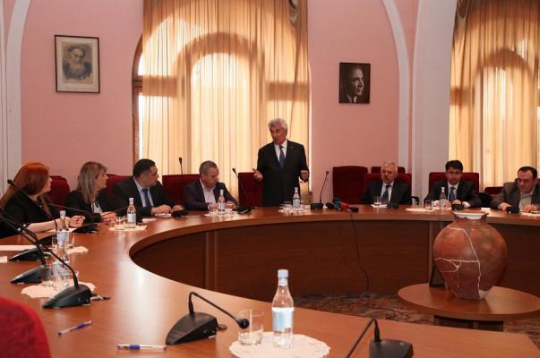 Գաղտնի քվեարկությամբ ընտրվել են Վճռաբեկ դատարանի դատավորների թեկնածուները