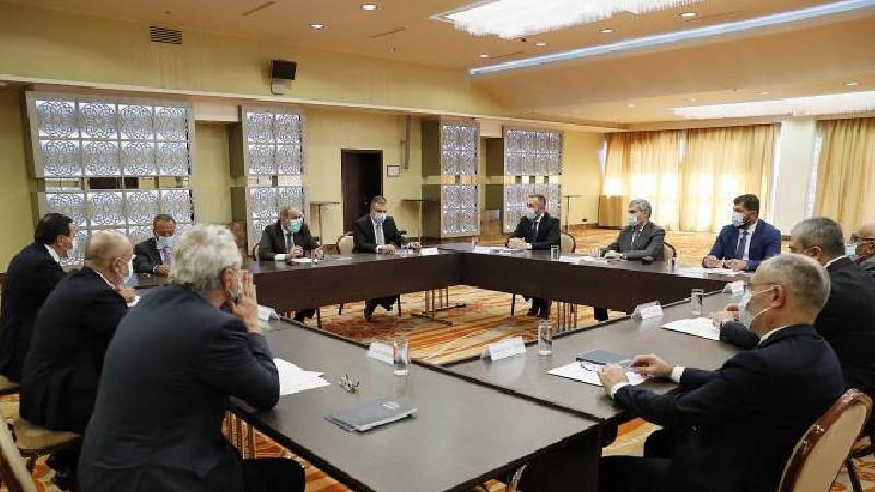 Վարչապետի և արտախորհրդարանական քաղաքական ուժերի մասնակցությամբ տեղի է ունեցել խորհրդակցական ժողովի երկրորդ նիստը