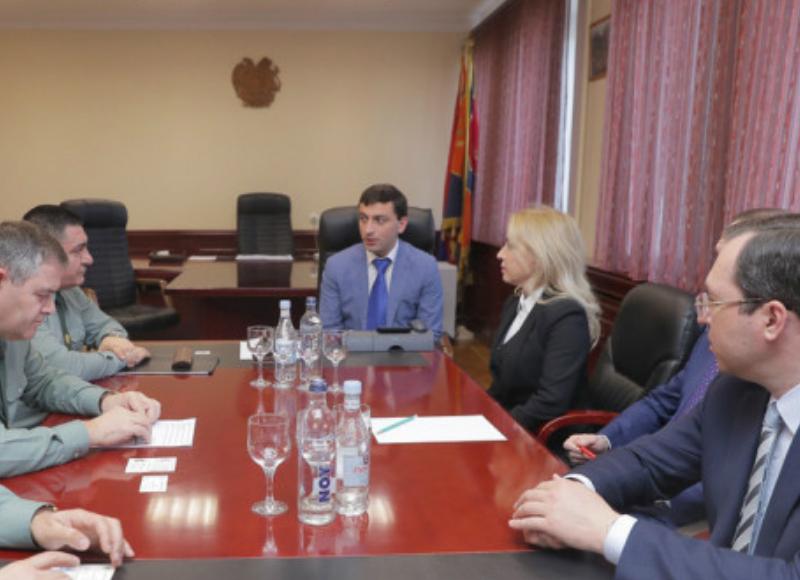Հայաստանն ու Ռուսաստանը քննարկում են փամփուշտների համատեղ արտադրության հնարավորությունը
