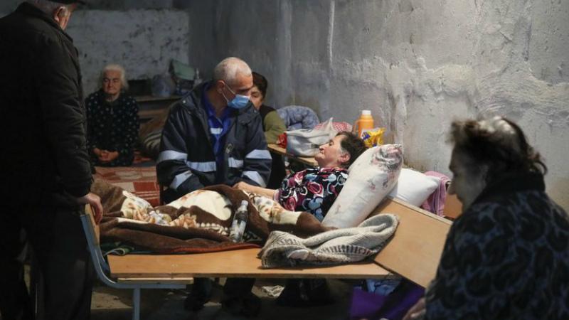 Լեռնային Ղարաբաղում մարտերը շարունակում են մոլեգնել․ Associated Press (լուսանկարներ)