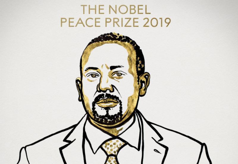 «Ո´չ պատերազմ, ո´չ խաղաղություն» վիճակը հաղթահարելու համար Նոբելյան մրցանակ է տրվել Եթովպիայի վարչապետին