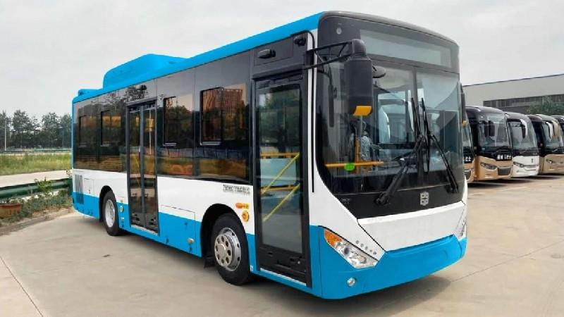 Նոր 211 ավտոբուսները հոկտեմբերի 10-ին կլինեն Փոթիի նավահանգստում. Մարության