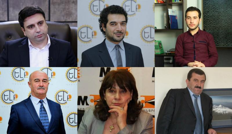 ԱԺ վեց նոր պատգամավորները ստացան իրենց մանդատները. ովքեր են նրանք (լուսանկարներ)
