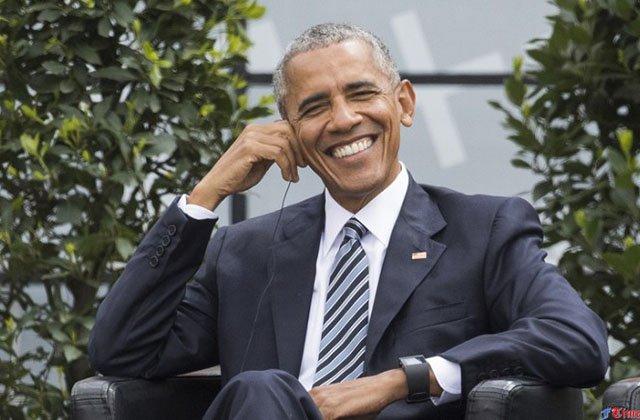 Օբաման Քենեդիի անվան մրցանակ է ստացել