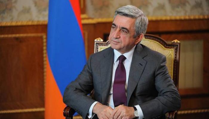 Կլինեն մեծ կորուստներ, զոհեր, սակայն իրավիճակը չի փոխվի. Սերժ Սարգսյան
