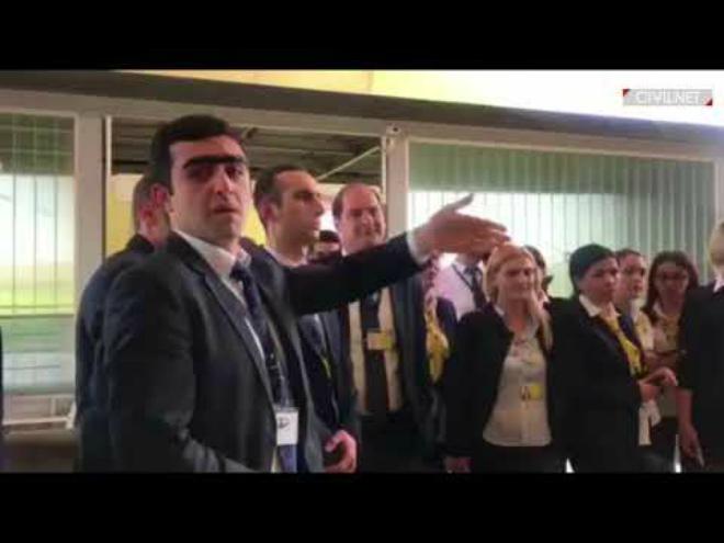 «Զվարթնոց» օդանավակայանի աշխատակիցները գործադուլ են հայտարարել (տեսանյութ)