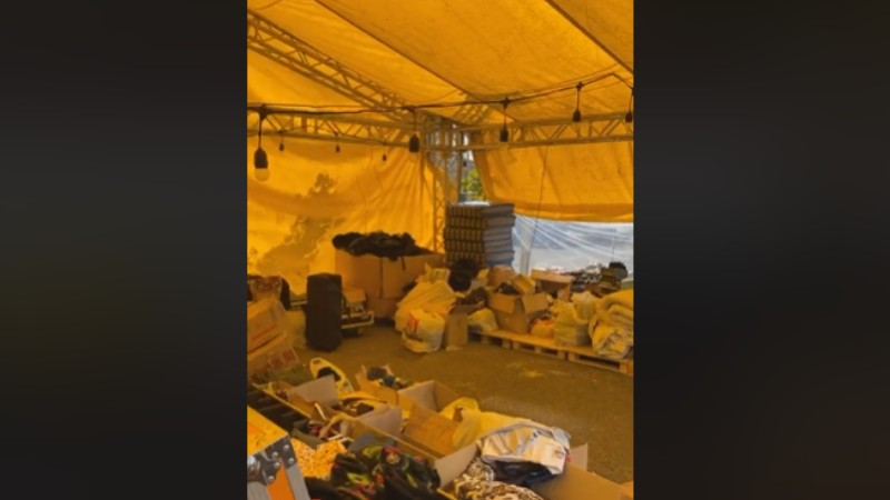 Օգնություն բանակին. Արծրուն Հովհաննիսյանը տեսանյութ է հրապարակել