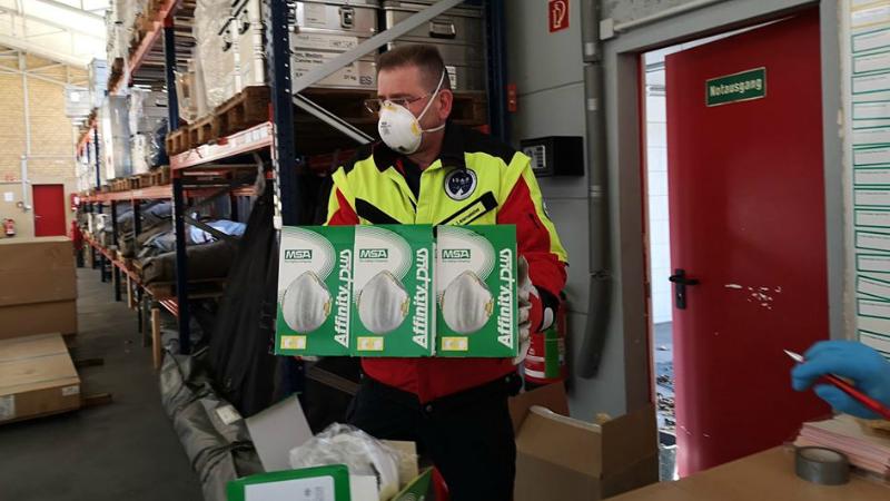 Գերմանիայի միջազգային որոնողական և փրկարարական կենտրոնը Հայաստան կգործուղի բուժաշխատողների մեկ խումբ