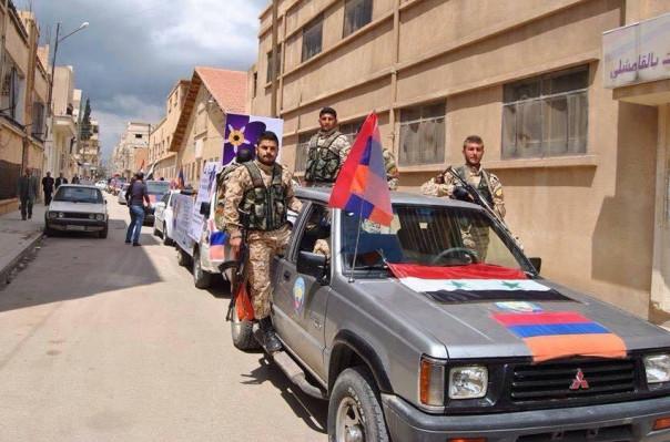 Սիրիայում հայազգի զինվոր է զոհվել ահաբեկիչների դեմ պայքարում