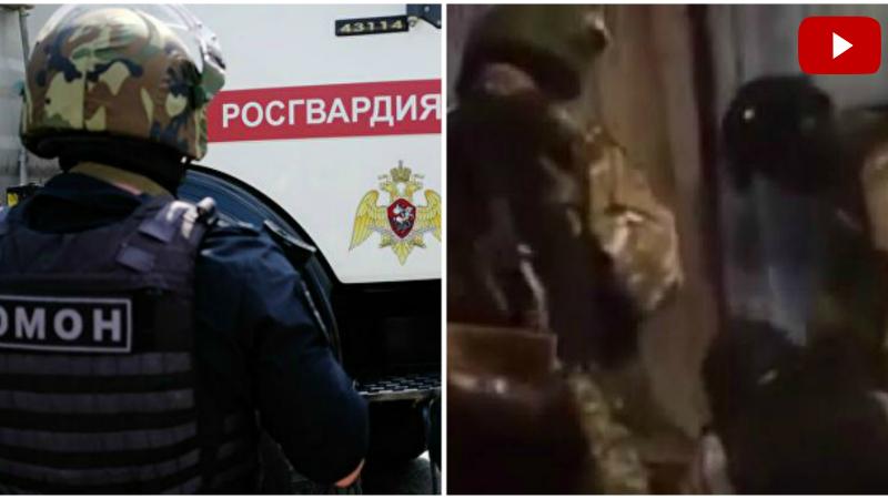Ռուսական ՕՄՕՆ-ը բերման է ենթարկում ադրբեջանցիներին (տեսանյութ)