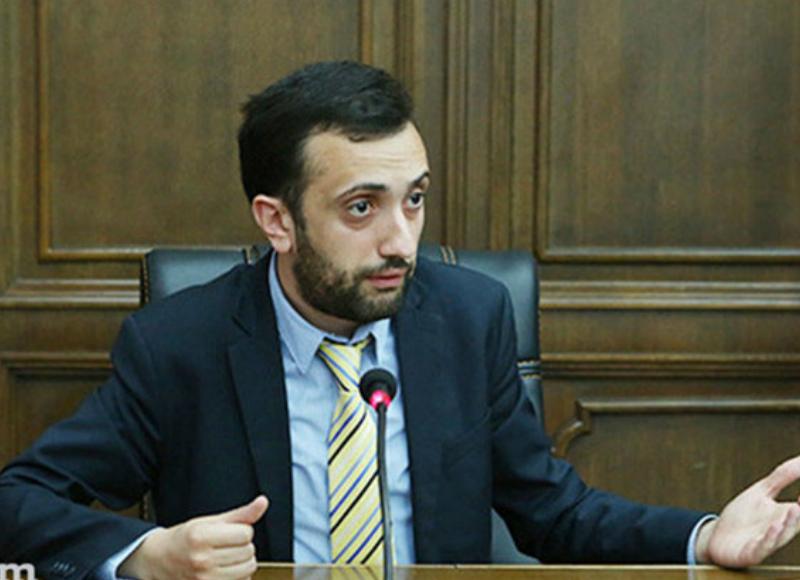 «Դրա դեմ պայքարն այլ դաշտում է»․ Դանիել Իոաննիսյան