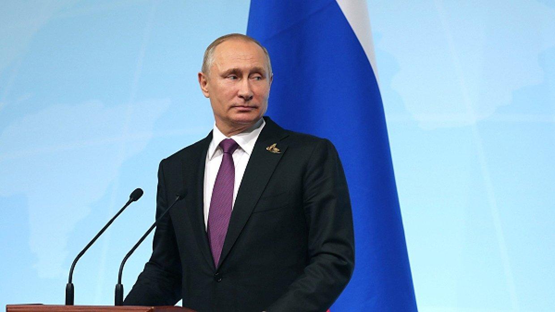 Պուտինը «Ռուսաստանի զարգացման նպատակների և ռազմավարական խնդիրների մասին» հրամանագիր է ստորագրել