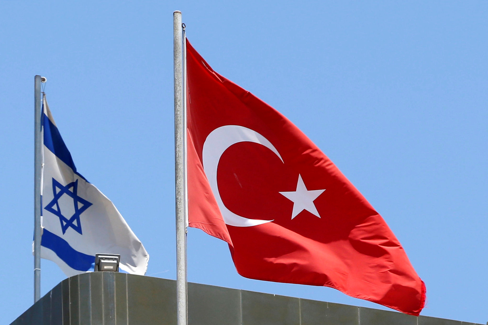«Կրկին սրվել են հարաբերությունները Թուրքիայի և Իսրայելի միջև»