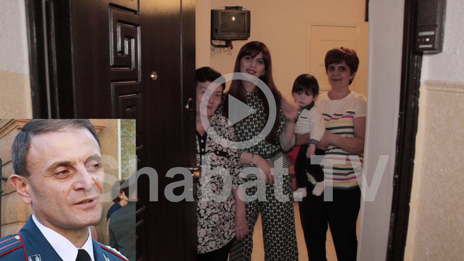 Ոստիկանապետ Վալերի Օսիպյանի տանը․Ոստիկանապետի կինը, մայրը և զոքանչը նրա մասին