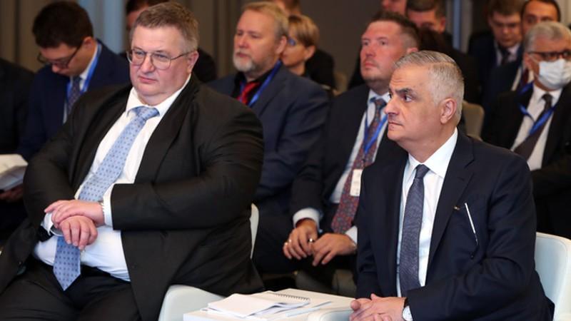 Փոխվարչապետ Մհեր Գրիգորյանը ՌԴ փոխվարչապետի հետ մասնակցել է «Հայ-ռուսական տնտեսական համագործակցություն. հեռանկարային նախագծեր» միջոցառմանը