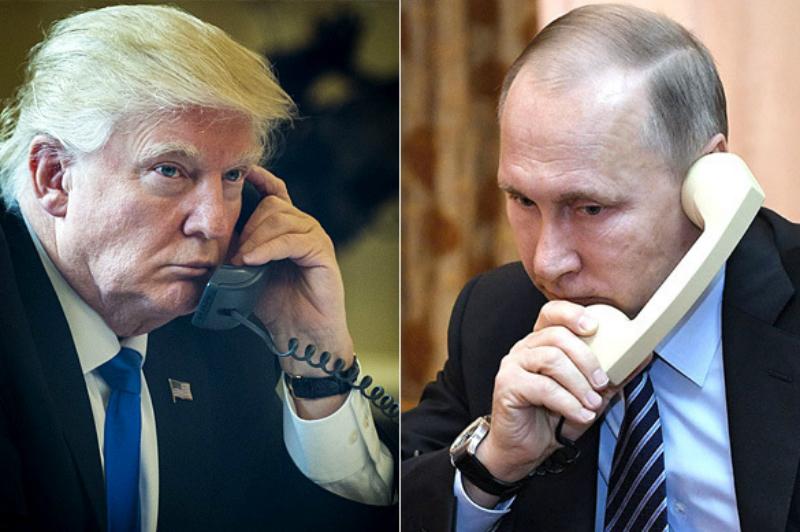 Պուտինն ու Թրամփը հեռախոսազրույց են ունեցել