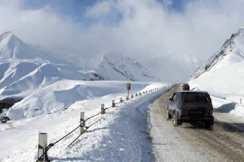 ՀՀ տարածքում կան փակ և դժվարանցանելի ճանապարհներ․ 5 մարզերում տեղում է ձյուն