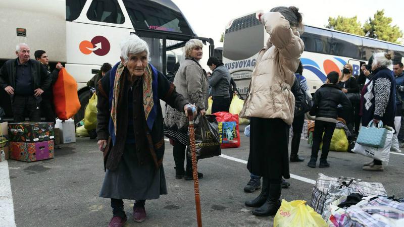 Արցախի նախկին բնակության վայրեր է վերադարձել 49638 մարդ