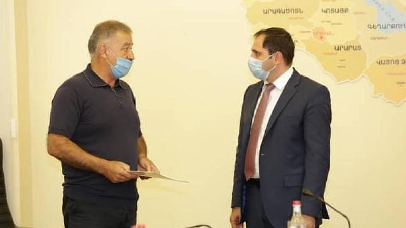 Նախարար Պապիկյանը շնորհավորել է երկրաբաններին՝ մասնագիտական տոնի առթիվ