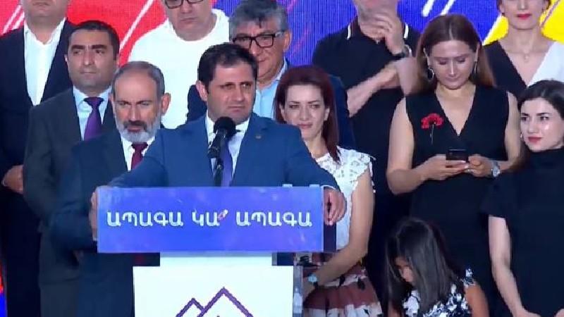 Հայաստանում այլևս փակված է արատավոր երևույթների, ժողովրդին ստրկացնելու, կաշառելու, վախեցնելու մեթոդով վերարտադրվելու պրոցեսը. Պապիկյան