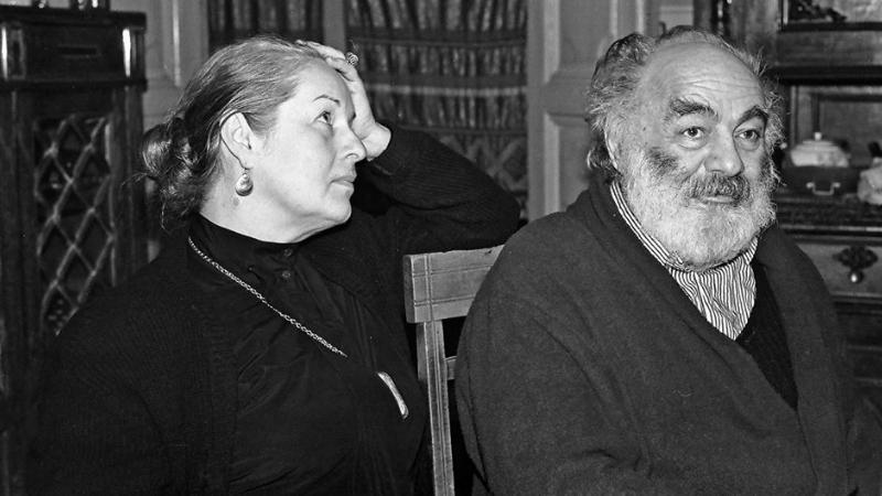 Մահացել է մեծանուն հայ կինորեժիսյոր Սերգեյ Փարաջանովի կինը՝ Սվետլանա Շչերբատյուկը