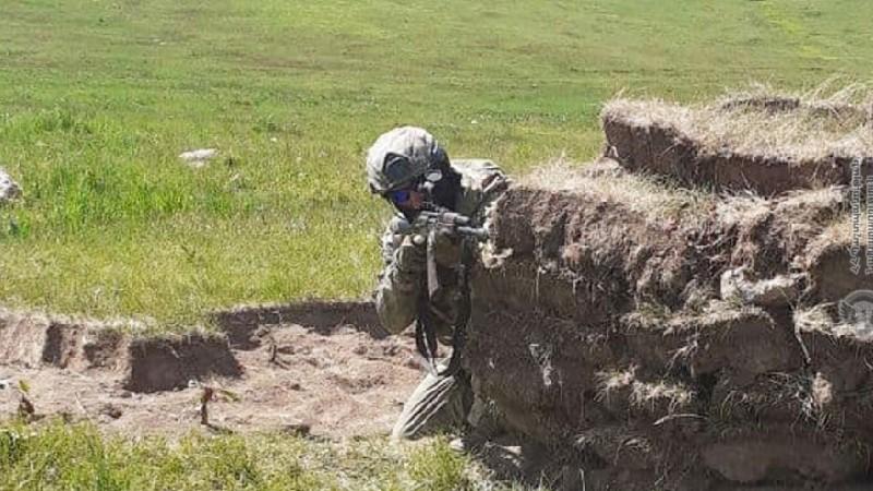 Զորամասերից մեկի հատուկ նշանակության ստորաբաժանման զինծառայողներն անցկացրել են մարտավարամասնագիտական պարապմունքներ