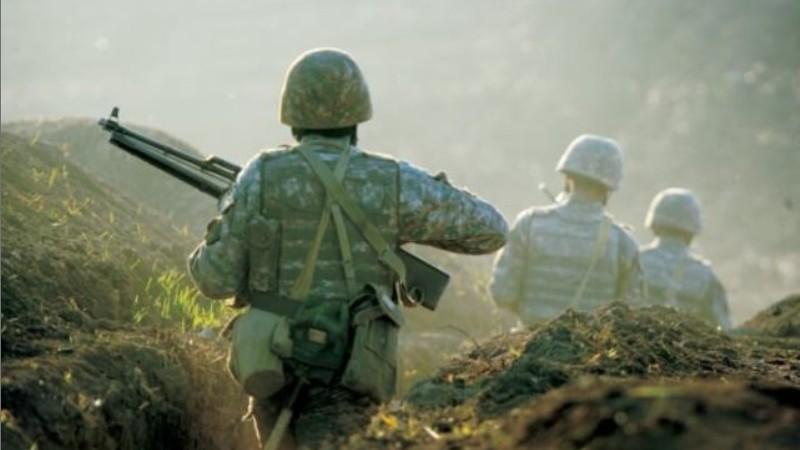 Մի խումբ զինծառայողներ պարգևատրվել են «Հայրենիքին մատուցած ծառայությունների համար» 1-ին աստիճանի շքանշանով