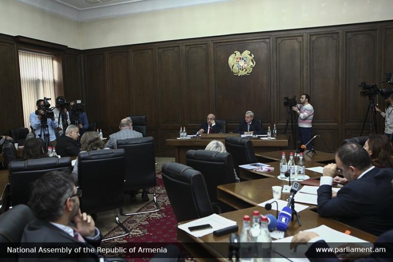 ԱԺ–ում քննարկվում է 2018թ. պետբյուջեի կատարողականը