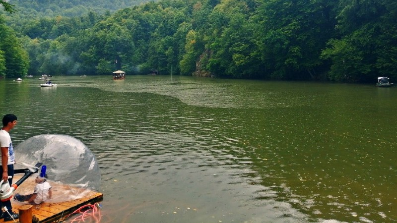 «Պարզ լճի» մոտակա անտառում մոլորված 33-ամյա քաղաքացին գտնվել է