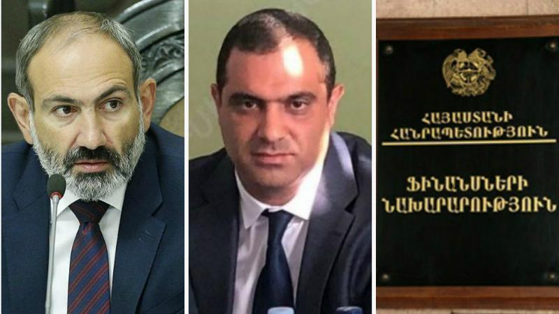 Վիգեն Ավետիսյանը դատի է տվել Նիկոլ Փաշինյանին և Ֆինանսների նախարարությանը․ «Ժողովուրդ»