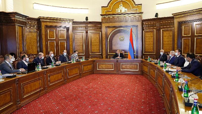 Քննարկվել է Հայաստանի պետական հետաքրքրությունների ֆոնդի գործունեության հաշվետվությունը