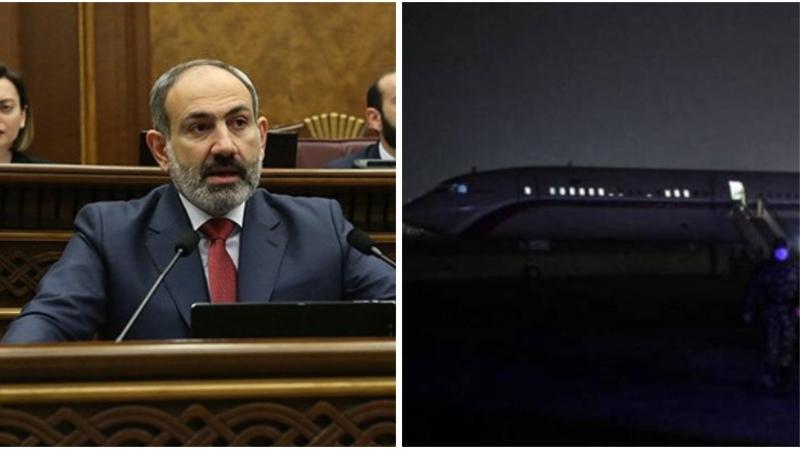 Ինչո՞ւ ռազմագերիներ բերող օդանավը վայրէջք կատարեց առանց նրանց. վարչապետի պատասխանը