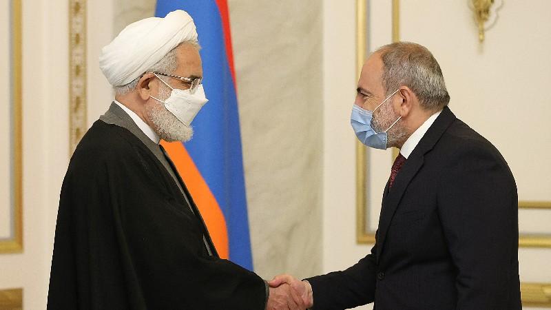 Իրանը երբեք թույլ չի տա, որպեսզի երկրի սահմանների երկայնքով տեղակայվեն ահաբեկիչներ․ Իրանի գլխավոր դատախազը՝ Փաշինյանին
