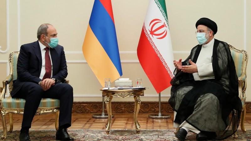 Նիկոլ Փաշինյանը և Էբրահիմ Ռայիսին քննարկել են հայ-իրանական համագործակցության ընդլայնման հարցերի լայն շրջանակ