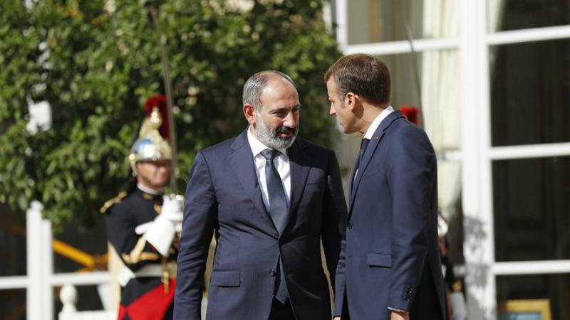 «Ֆրանսիան՝ մնա՞ Մինսկի խմբում». Մակրոնն իր տարակուսանքն է հայտնել Փաշինյանի անձի և պահվածքի առնչությամբ․ «Հրապարակ»