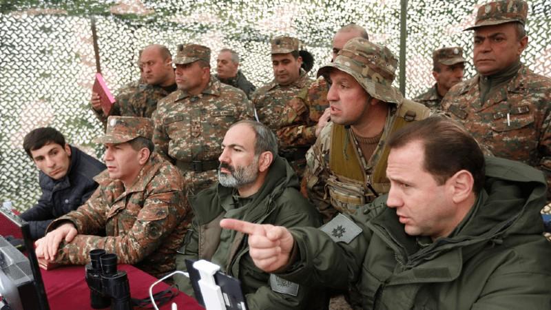 Միջնորդություն եմ ներկայացրել Օնիկ Գասպարյանին՝ գեներալ-գնդապետի, Արտակ Բուդաղյանին ՝ գեներալ-մայորի կոչում շնորհելու մասին․ վարչապետ