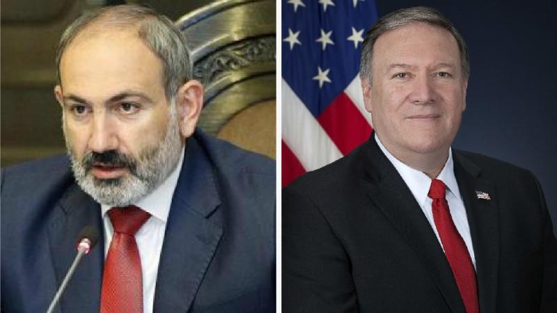 Պոմպեոյին ուղիղ ասել եմ՝ մեծ հավանականությամբ հրադադարը չի պահպանվի, և Ադրբեջանը կասի, որ հայկական կողմն է այն խախտել. Փաշինյան
